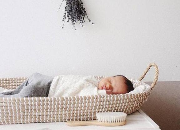 ♡ Baby Wickelkorb Reva von Olli Ella