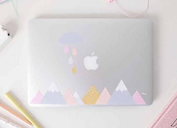 Mini Stickers Berge von Love Mae