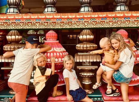Malaysia - mit fünf Kindern - ein Traum