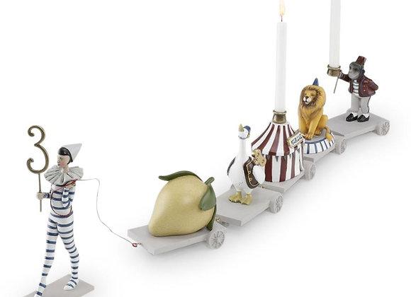 ♡ Geburtstagszug Zirkus von Konges Slojd