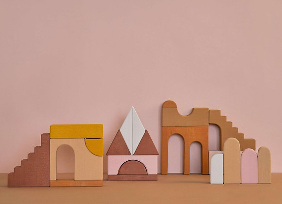 ♡ Apartment Building Blocks von Raduga Grez
