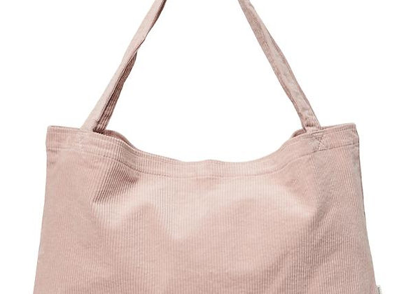 ♡ Dusty pink rib mom-bag von Studio Noos