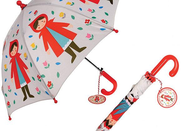 ♡ Regenschirm Rotkäppchen von REX London