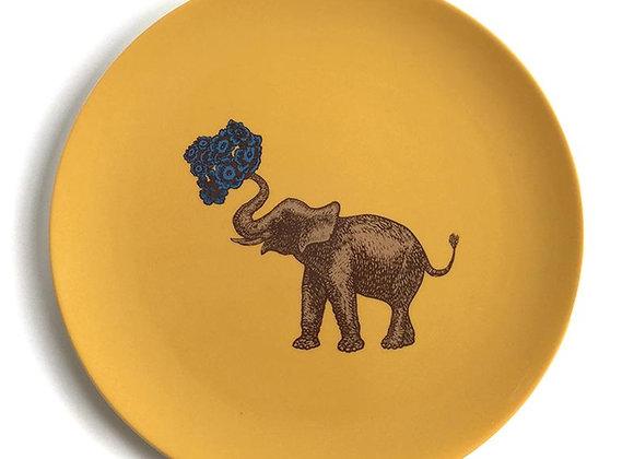 Teller Elefant groß von Avenida Home