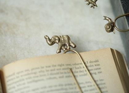 Nkuku Animal Paper Clip Elefant