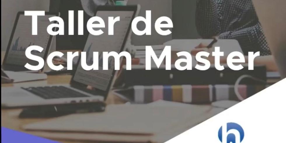 Taller Scrum Master
