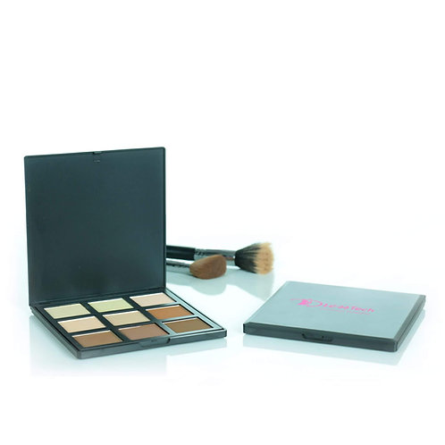 DressTech Cleavage Contour Makeup Pallette (brushes not included)