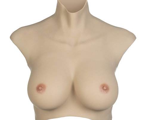 DressTech Proform Silicone Breast Plate- Liquid Filled!