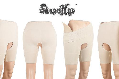DressTech Shape 'N Go Crotchless Body Shaper