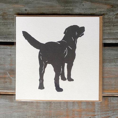 'Ben the Labrador' Card