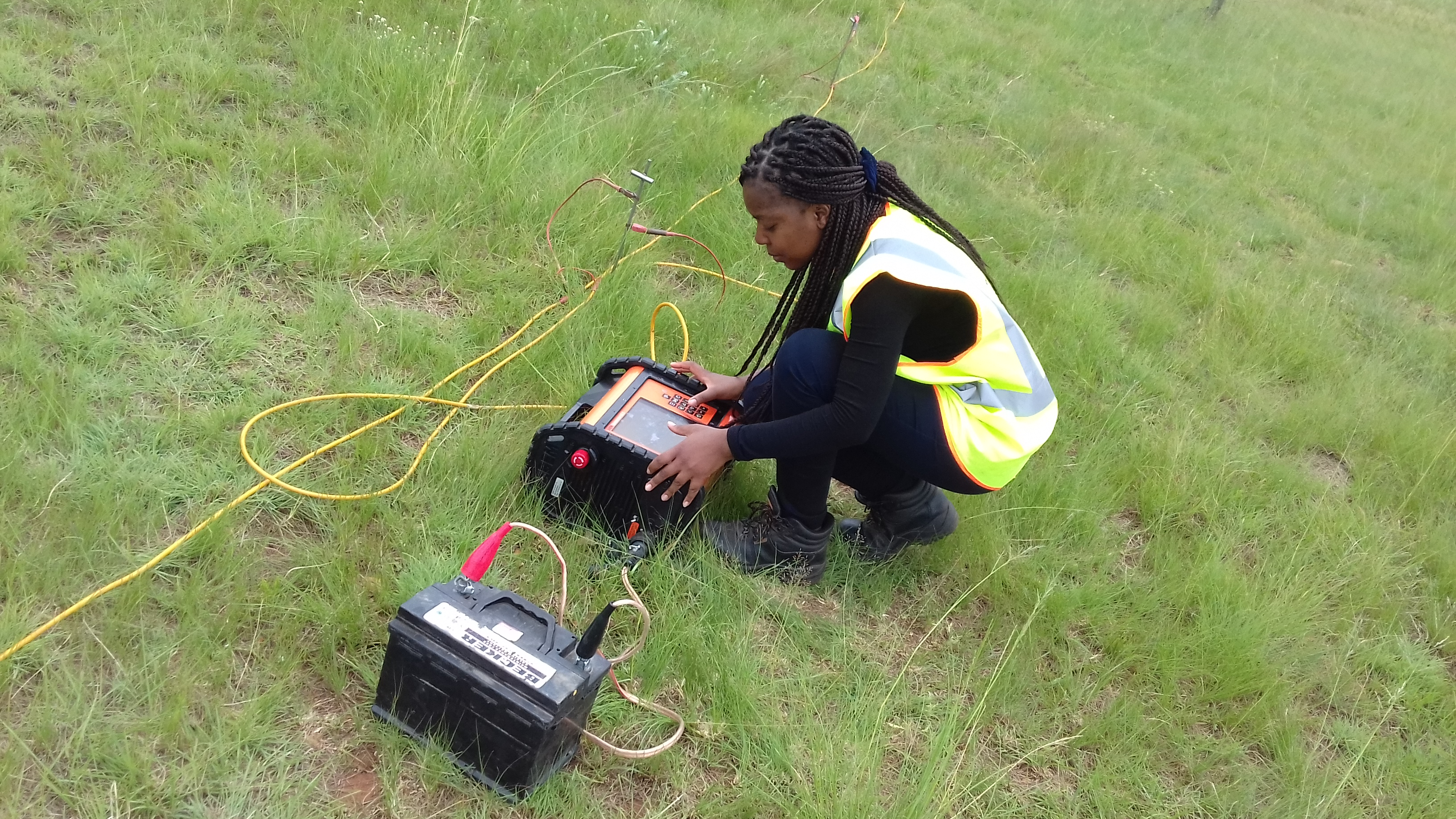 Geophysical Investigation