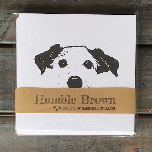 'Chukka the Jack Russell' Card Set