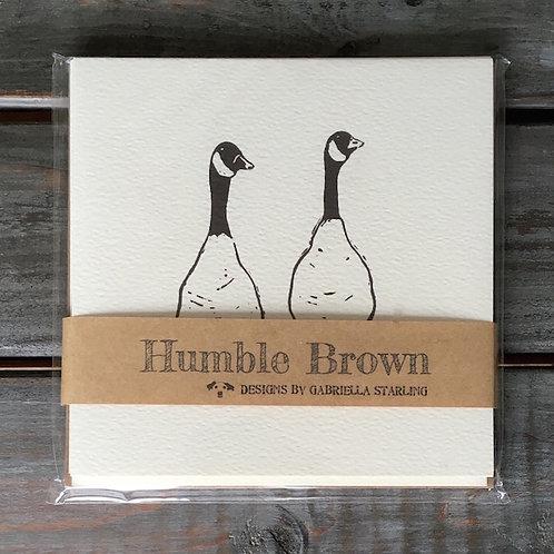 'Geese' Card Set