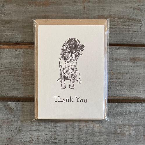 'Poppy' Thank You Card Set