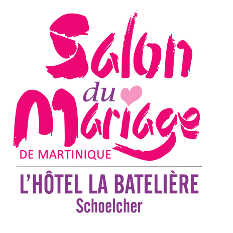 Grand logo du Salon du Mariage de Martinique