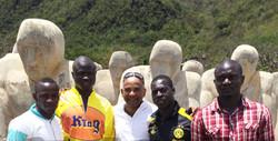 A_lutteurs_Sénégalais