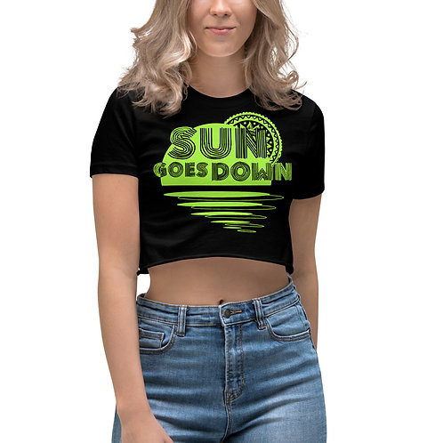 Tribe of Jungle Crop Top