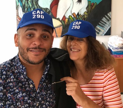 Arnaud Valère & Françoise Valère