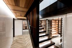 stair to cellar