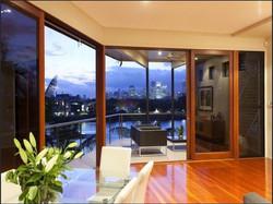 living room terrace