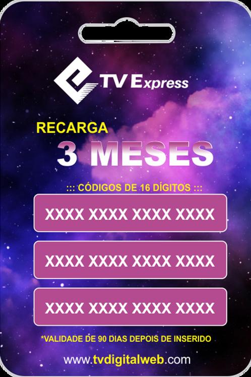 TV EXPRESS 3 MES