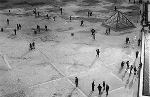 Louvre, 2017.
