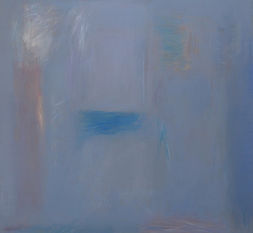 Gaeta, huile sur toile, 150x150 cm, 2005