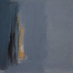 Gaeta, huile sur toile 50x50 cm