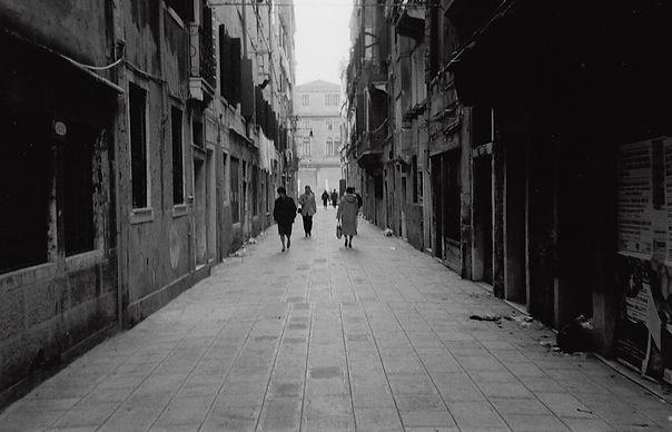 Venise février 1986