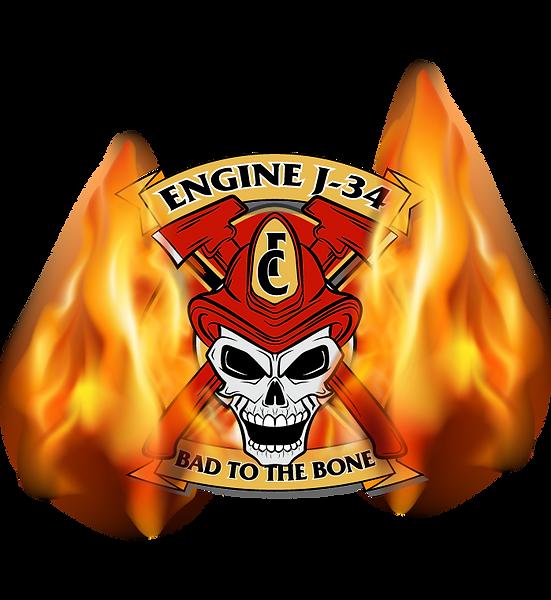 Engine J-34 Logo