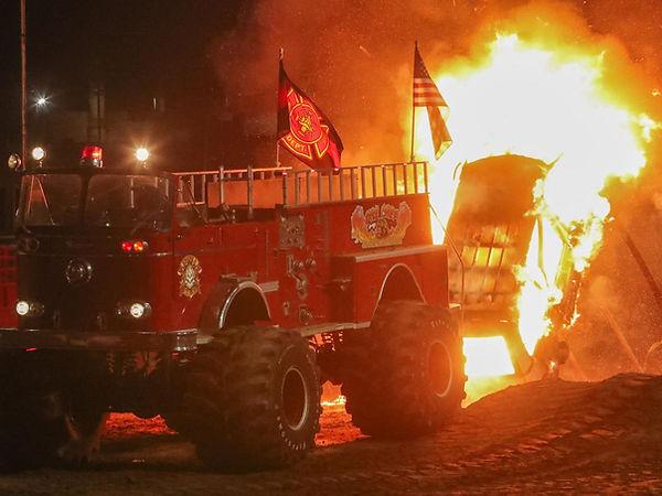 Fire Chief Photo