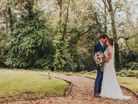 Fairyhill Wedding - Megan & Craig