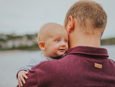 Langland bay - family photoshoot