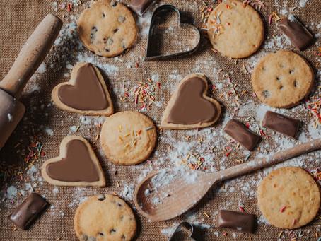Crumbles Bakes - Shortbread 😍
