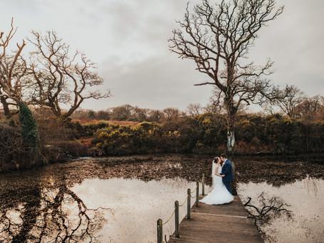 Oldwalls wedding - Natasha & Andrew