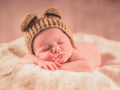 Baby Billie - newborn shoot