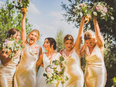 Emily & Richard- Italy wedding