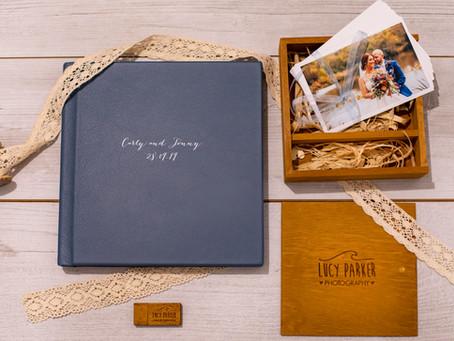 Folio Album Delivery