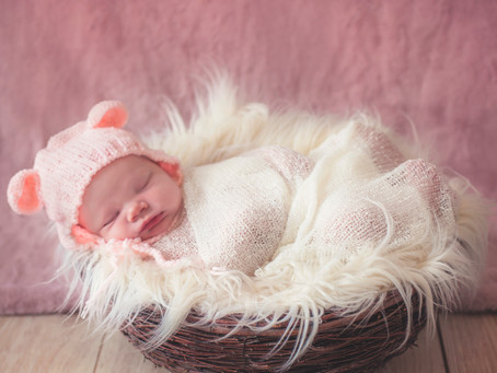 Ida Rose - Newborn