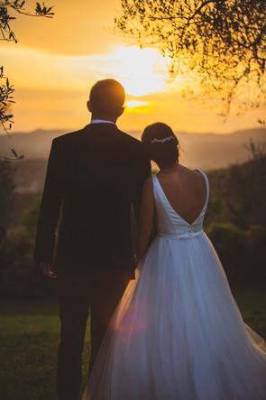 Tuscany wedding photography, south wales wedding photographer