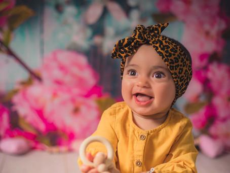 Baby Photoshoot - Ava