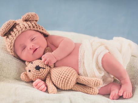 Baby Jac - Newborn shoot