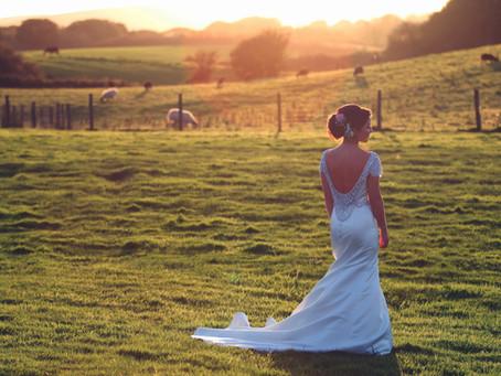 Ria & Kieron wedding - Oldwalls