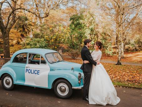Norton House Wedding - Ceri & Matt