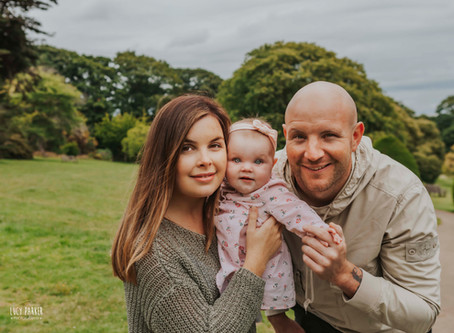 family session - Clyne Gardens