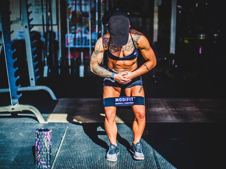 Frankee - Fitness Photography