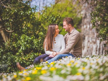 Emily & Richard - Engagement shoot