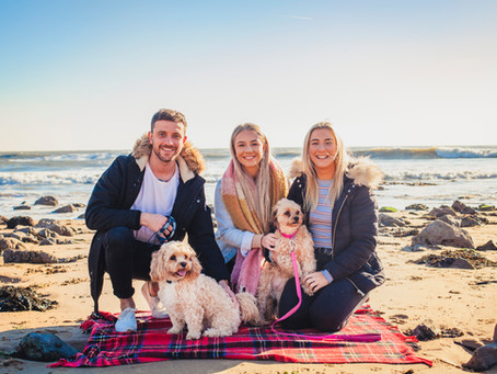 Family shoot - Langland bay