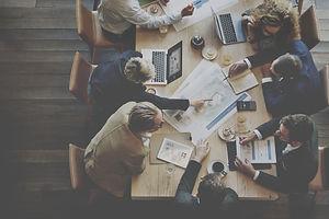 Analysis Business Brainstorming Corporat