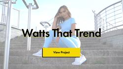 Watts that trend